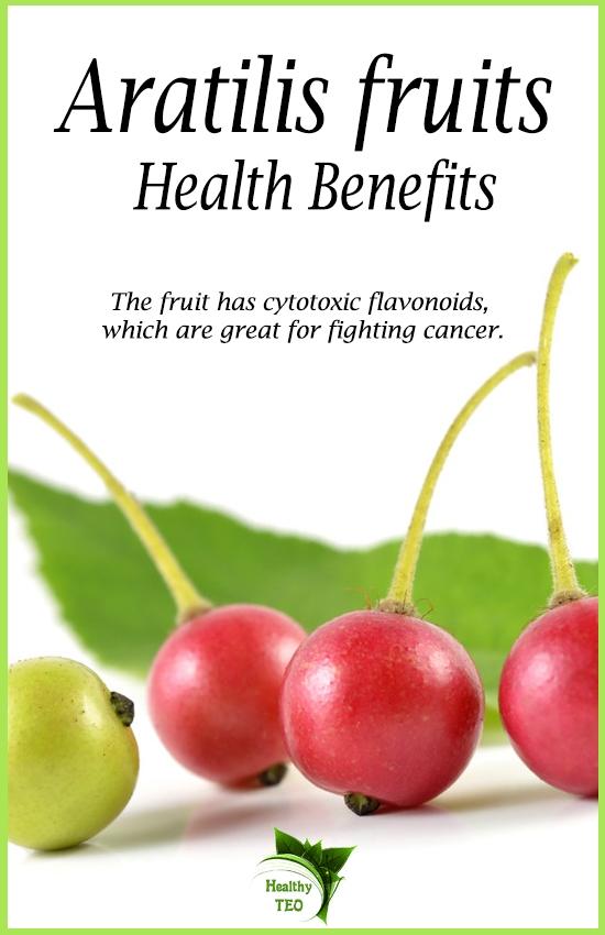 Aratilis fruit health benefits