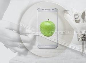 weight gain, smartphone