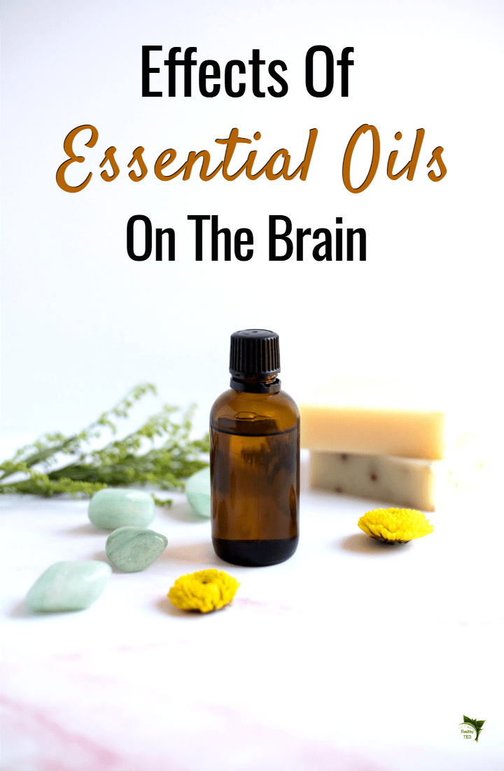 Effects of essential oils on the brain