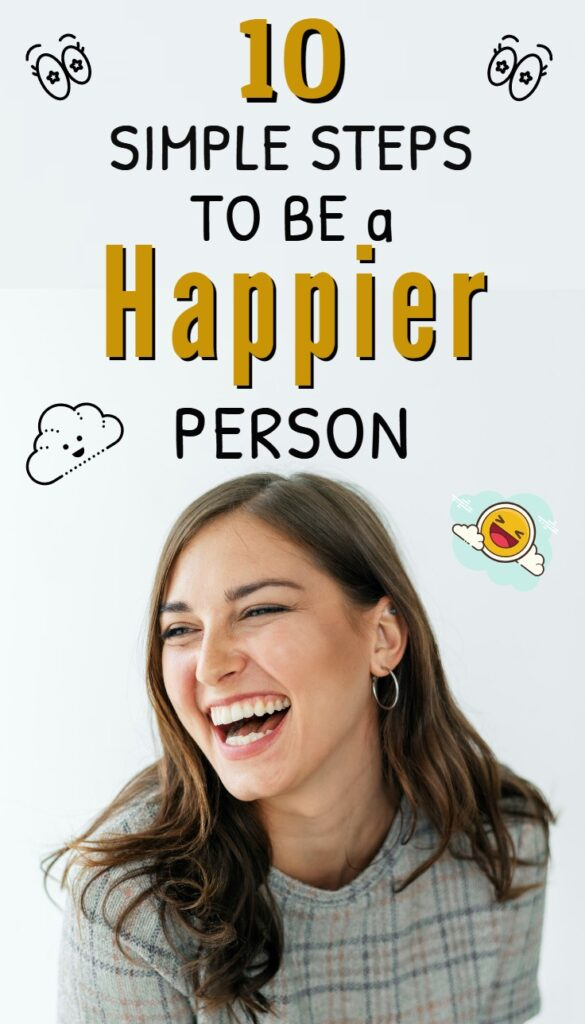 How to be happier person