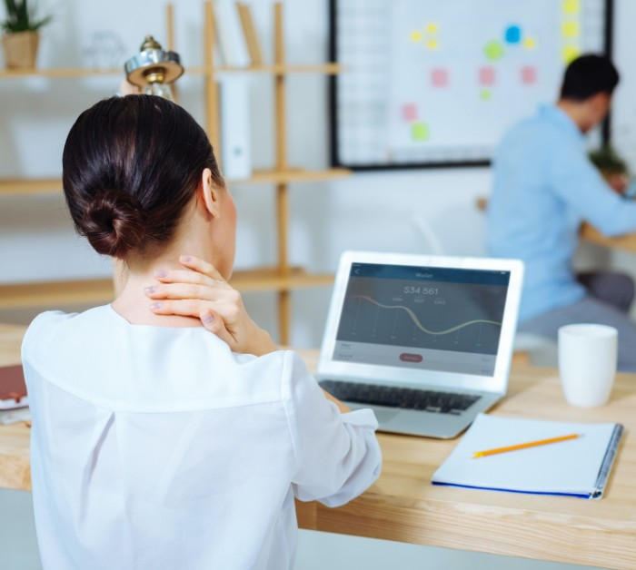 Dealing with burnout at work