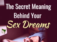 The secret behind sex dreams