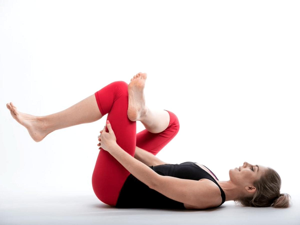 Pirformis stretch exercise