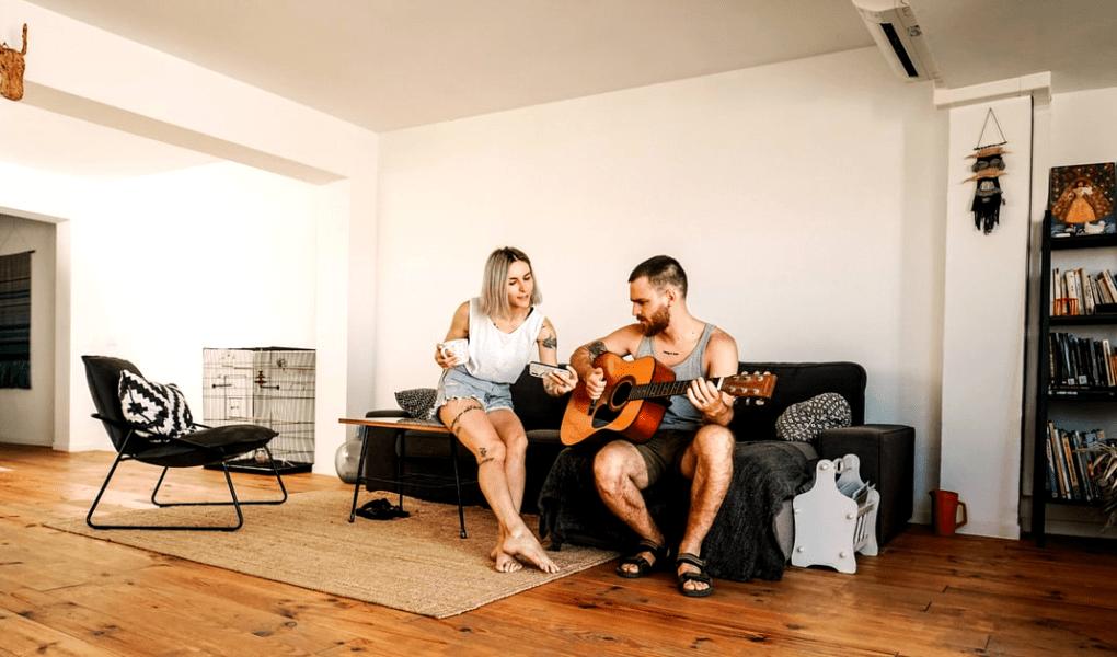 Inspiring indoor date night ideas
