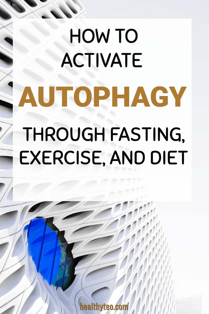 Autophagy fasting for better health