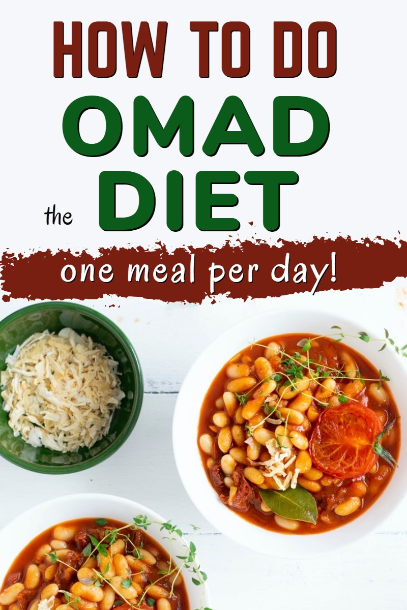 OMAD diet review, benefits and side effects