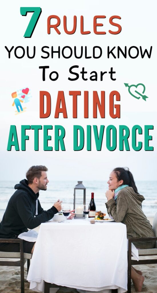 How to date after divorce