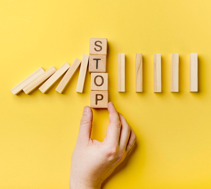 Simple ways to break bad habits