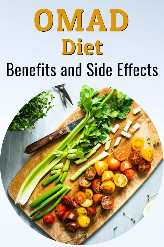 OMAD Diet benefits and side effects of eating one meal a day
