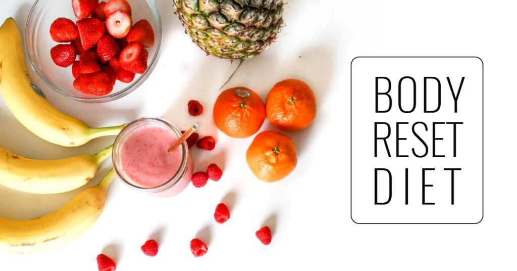 Body Reset diet: pros, cons and how it works