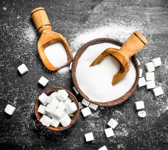 Allulose sugar substitute