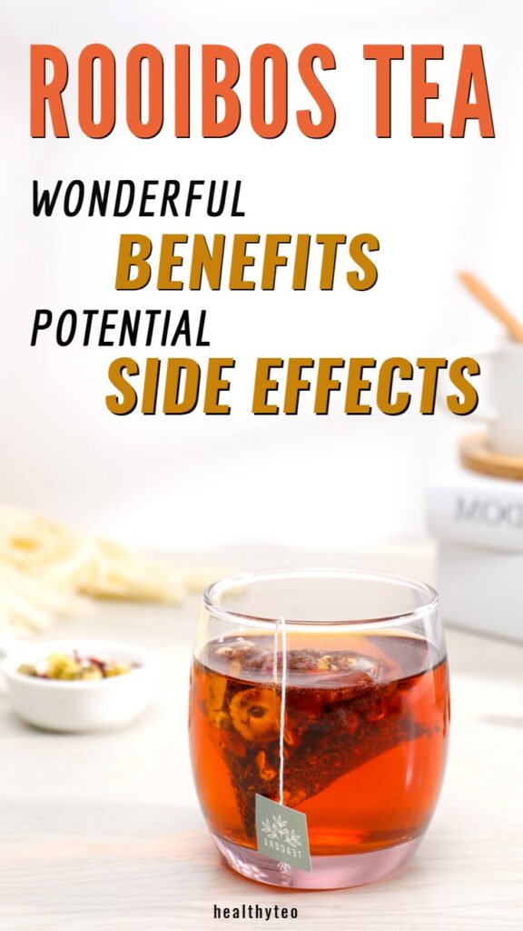 Rooibos tea: Benefits and potential side effects