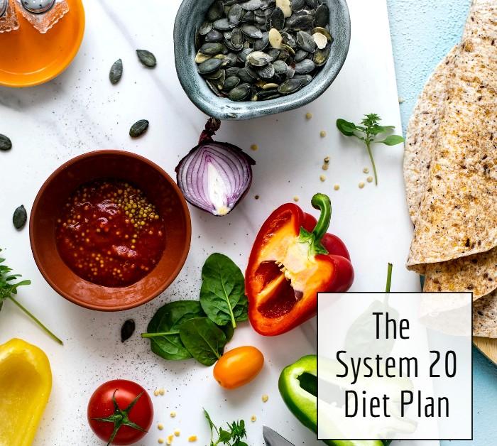 System 20 diet