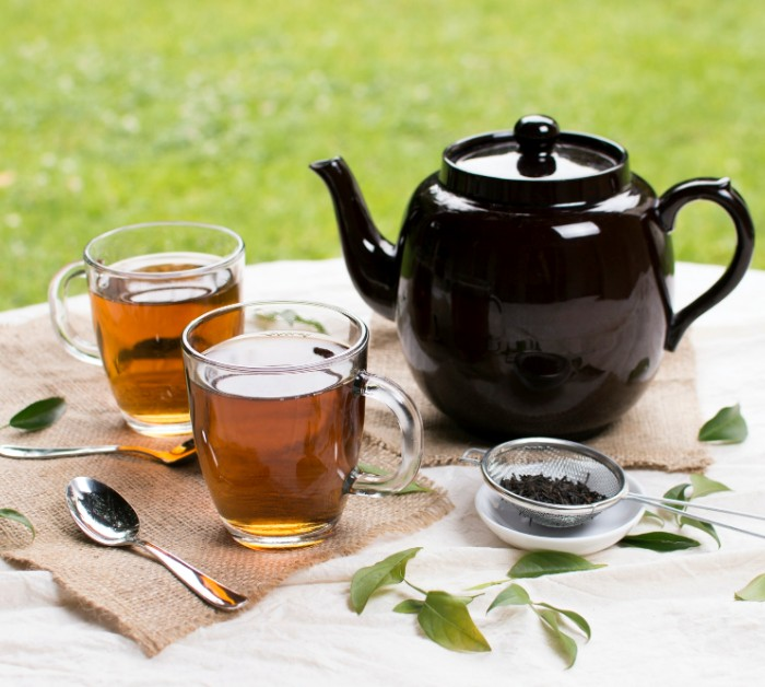 Black tea or green tea for weight loss