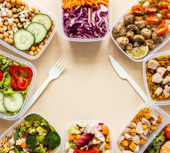 2000 calorie diet foods