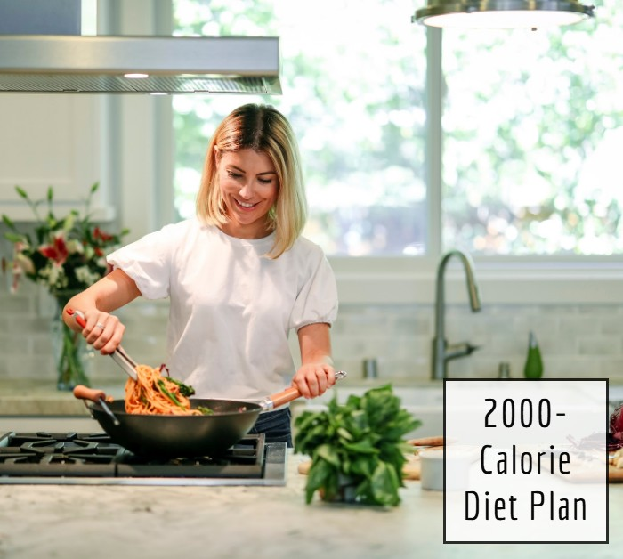 2000 calorie diet meal plan