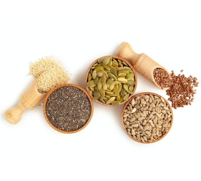 List of edible seeds