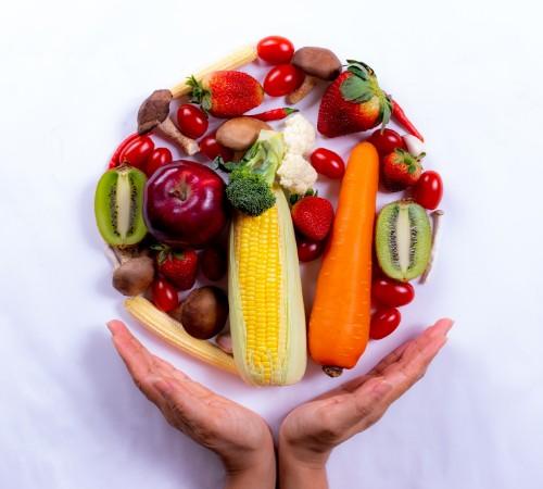 Warrior diet foods