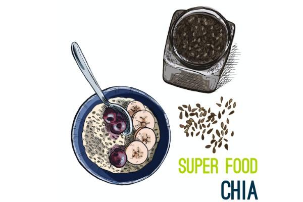 Chia as super food