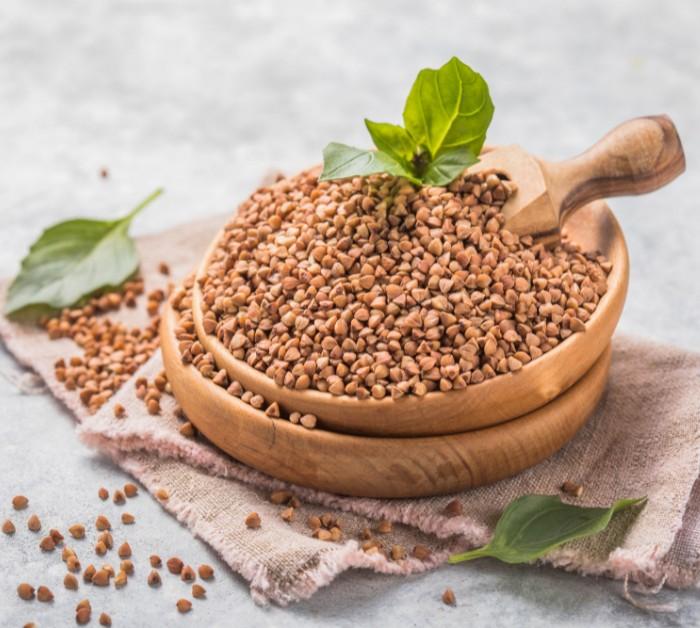 Benefits of eating buckwheat