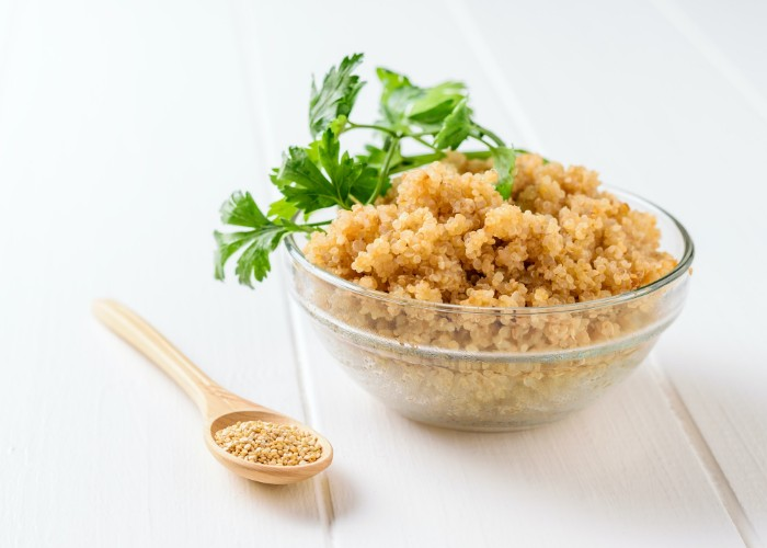 How to perfectly cook quinoa