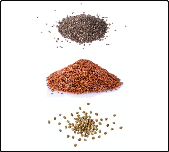 Which seed is right for you: chia, flax or hemp